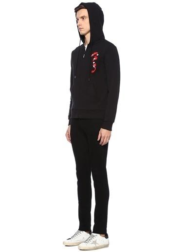 Whiplash Sweatshirt Siyah